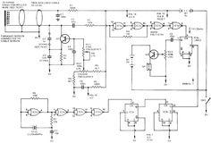 BASIC CIRCUITRY of Metal Detection Electronic Circuit Projects, Electronics Projects, Metal Detektor, Metal Detector Reviews, Whites Metal Detectors, Gold Detector, Electronic Schematics, Power Generator, Metal Detecting