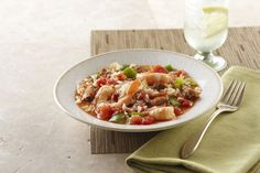 Never thought you'd see quick and jambalaya in the same sentence? Well, it's true—and you're just 30 minutes away from enjoying it!