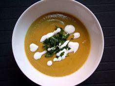 Lentil and Chestnut Soup  ~ via  www.seriouseats.com/recipes/2012/02/lentil-and-chestnut-soup-recipe.html