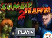 Zombie Trapper 2   Juegos de Zombies - jugar online