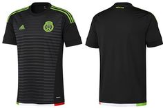 Mexico home jersey for Copa America 2015