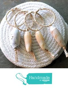 Nautical Beach Themed Hand Crafted Spiral Rope Coasters And Shell http://www.amazon.com/dp/B01A7MRYTA/ref=hnd_sw_r_pi_dp_HhdJwb0J5X1G1 #handmadeatamazon