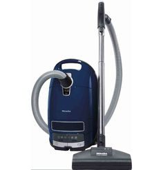 Miele Complete C3 Comfort Total Care - Navy Blue.