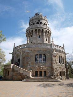 #Budapest / János hill / Erzsébet look-out tower