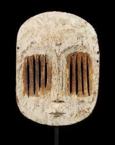 Mbole-Yela mask, Democratic Republic of Congo