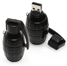 This Grenade USB Pen Drive is one of the most unique flash drives that you will find anywhere. It's cool, cute, and also dangerous :p. You can easily carry this grenade USB pen drive in your pockets but don't blow up your friends :p. Usb Gadgets, Gadgets And Gizmos, Cool Gadgets, Latest Gadgets, Pen Drive Usb, Usb Flash Drive, Pens Usb, Drive Storage, Usb Stick