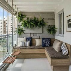 Home OfficeBalcony design is no question important for the see of the house. There are correspondingly many lovely ideas for balcony design. Here are many of the best balcony design. Small Balcony Decor, Small Balcony Design, Small Terrace, Terrace Design, Balcony Ideas, Balcony Swing, Balcony Garden, Garden Design, Glass Balcony