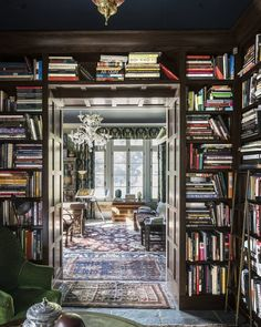 gorgeous library from @homepolish