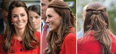 Kate Middleton's Soft, Luscious Locks While Playing Cricket — Get HerLook