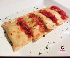 Ravioli ricotta e zucchine, Ricetta pasta fresca fatta in casa