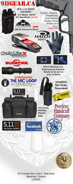 Police Tactical Gear for Sale #911gear