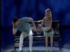 "Remake of Mia Michaels'  Contemporary ""Calling You"" - Chehon and Witney #thatswatimtalkinbout....love love love it"