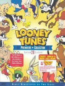 Looney Tunes: Spotlight Collection, Volume One (The Premiere Edition) DVD ~ Mel Blanc, http://www.amazon.com/dp/B0000AYJXV/ref=cm_sw_r_pi_dp_X0lurb17VXW03