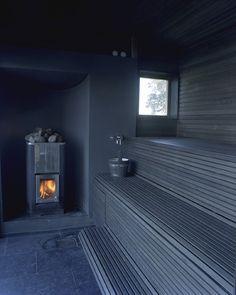 Sauna by Jordens Arkitekter - Architecture - Private housing