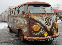 Volkswagen Kombi Bus