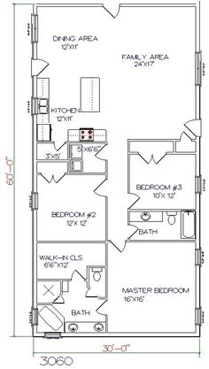 barndominium cost 3 bedroom 2 bathroom 30x60                                                                                                                                                                                 More