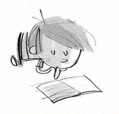 boy reading | Flickr - Photo Sharing!