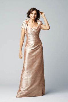 For Older Brides Wear This Mother Of The Bride Gown As Your Wedding Dress