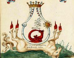 Emblemática Alquímica. La Copa de Hermes