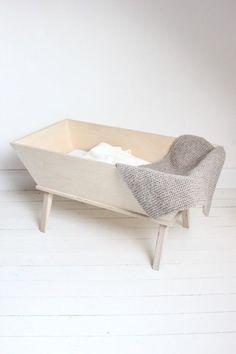 Wooden Bassinet Cradle | Foter