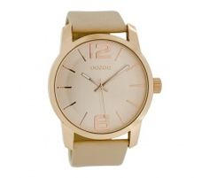 OOZOO Timepieces C6715 Creme (40MM)