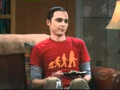 """The characters debate on the best number.  Sheldon says """"73"""" is the best and explains why, but another says the number 5,318,008 is the best because it spells """"boobies"""" upside down."""