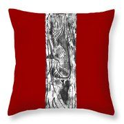 Creator Throw Pillow by Carol Rashawnna Williams