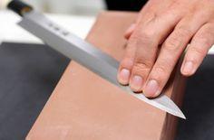 Profesjonell knivsliping