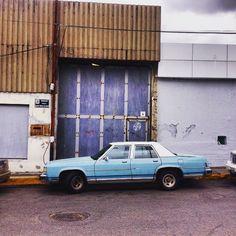 Ford LTD, en Chacao