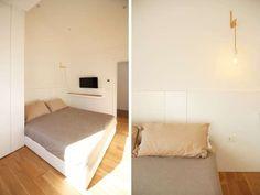 homify / studioSAL_14: Dormitorios de estilo minimalista de studioSAL_14