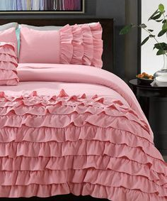 Live the Ruffled Life: Bedding  Textiles | Styles44, 100% Fashion Styles Sale