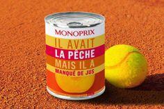 Gael Monfils a perdu les quarts de finale face à Andy Murray malgré 2 super sets ! Bravo aux 2 joueurs !
