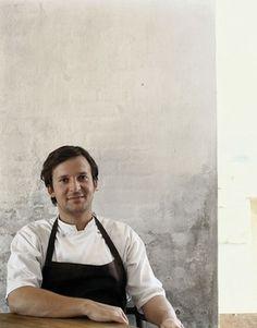 Danish head chef and co-owner Rene Redzepi of the renowned Danish two-starred Michelin-starred Restaurant Noma, Copenhagen, Denmark