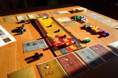 Serica: Plains of Dust | Image | BoardGameGeek