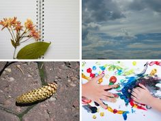 10 fun art projects you can do with your kids to get into nature
