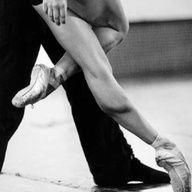 Legs legs legs and calves .  Gorgeous dancer
