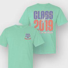 Class of 2019 shirts are HERE!  #TAMU19 #Freshmen #Aggies