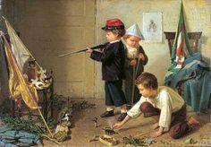 Gioacchino Toma (1836 – 1891, Italian)
