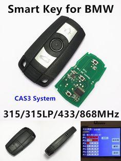 [Visit to Buy] Smart Card for BMW Remote Key 1 3 5 X Series CAS3 Keyless Entry System E81 E82 E87 E88 E90 E91 E92 E93 E60 E61 E70 E71 E72 #Advertisement