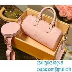 Louis Vuitton Monogram Empreinte Leather Papillon BB Bag M45707 Bouton de Rose Pink By The Pool Capsule Collection 2021