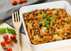 Kasvispastapaistos (4-6 annosta), valmistusaika alle 60 min. Best Vegan Recipes, Fried Rice, Fries, Pasta, Torino, Ethnic Recipes, Nasi Goreng, Stir Fry Rice, Pasta Recipes