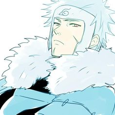 #Tobirama Senju by Pink Blossom --- I wish he had more screen time because I'm really liking what I've seen so far of his personality, very sarcastic and he dislikes the Uchihas has much as I do (except for Itachi, I like him)