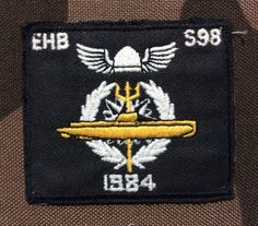 4 Special Forces operational patch