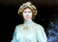 The Two Worlds Of Jennie Logan David Painted This Portrait When She Traveled Back In Time To 1899