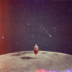 Philipp Igumnov. Collages surrealistas con olor rancio