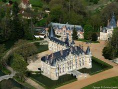 ✈️ Château d'Esclimont (Bleury-Saint-Symphorien)