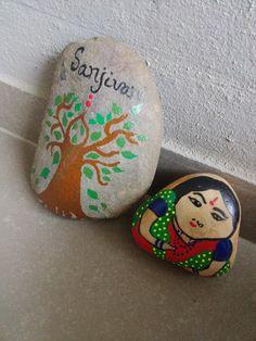 SAJAVAT: DIY pebble art