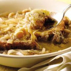 Quick French Onion Soup Recipe