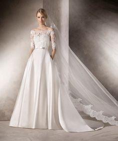 La Sposa 2017 menyasszonyi ruha - Halewyn