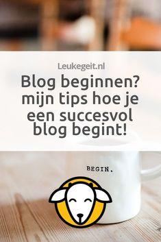 Met een beetje kennis en tips kan iedereen een blog beginnen. In dit artikel deel ik mijn persoonlijke tips en stappenplan hoe mijn blog nu ruim 300.000 bezoekers per maand ontvangt. Blog Tips, Company Logo, Blogging
